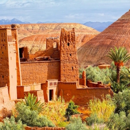 Из аликанте в марокко