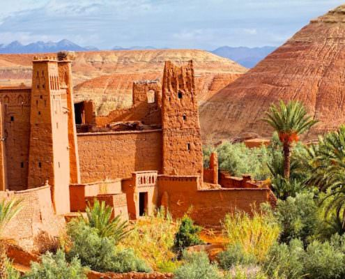 Morocco Honeymoon Packages - Ait Ben Haddu
