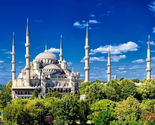 Morocco And Turkey Tours - Blue Mosque, Istanbul