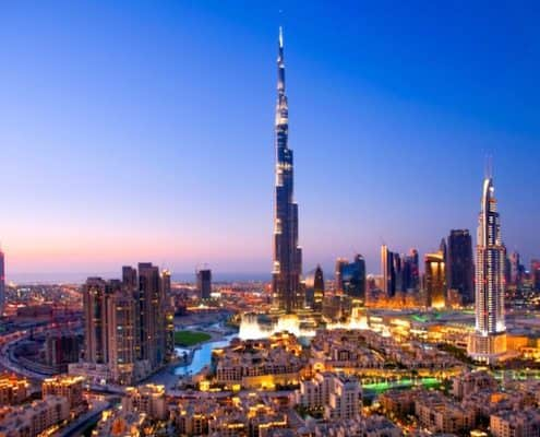 Morocco And Dubai Tours - Burj Khalifa, Dubai, UAE