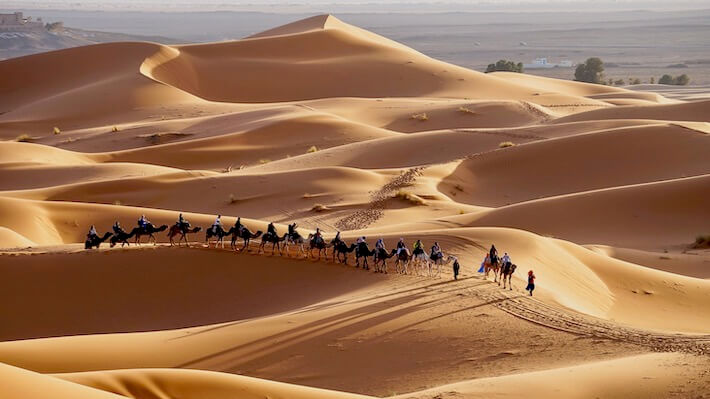 Morocco Trip Package