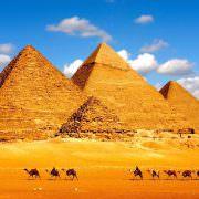 Morocco And Egypt Tours - Pyramids of Giza