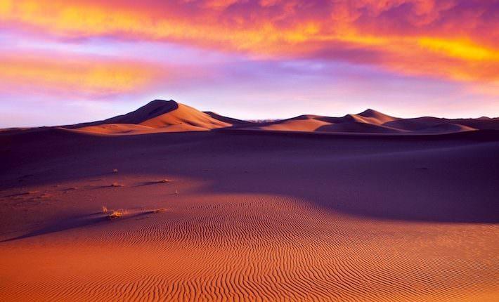 Morocco Travel Itinerary - Sahara Desert