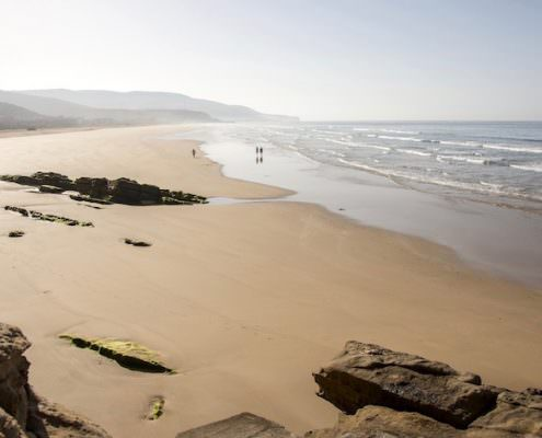 Things to Do in Agadir - Idyllic sand beach near Agadir in Morocco
