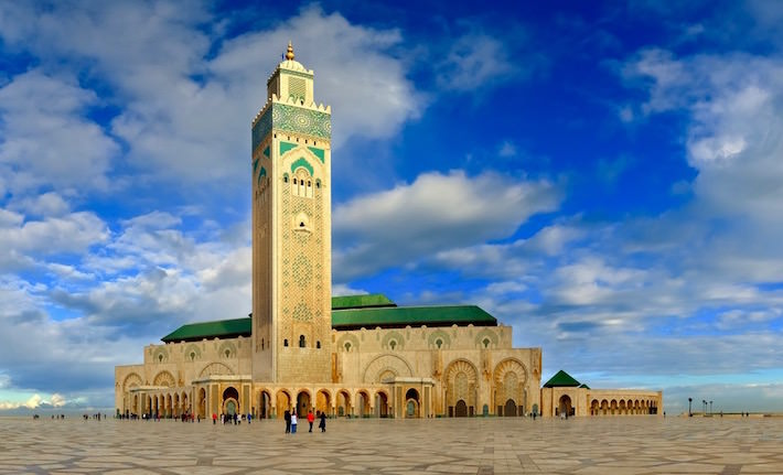 Things to Do in Casablanca - Visit the Great Mosque of Hassan II