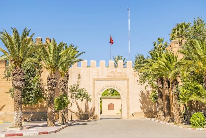 Tours from Marrakech - Terra cotta walls of Taroudant