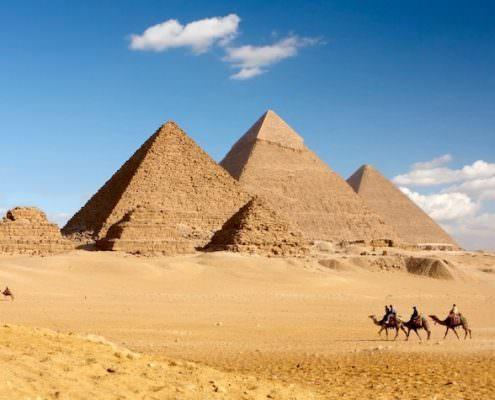 Egypt Pyramid Tours - Giza Pyramids, Cairo