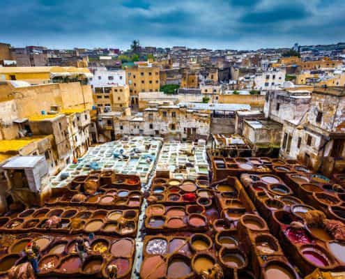 Morocco Tours from Australia