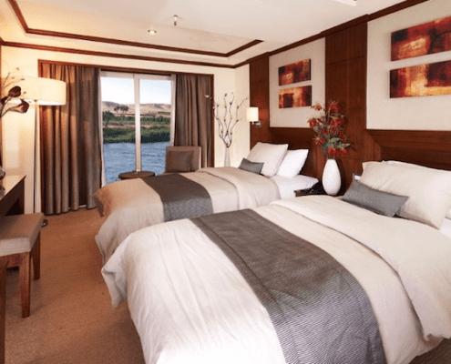 MS Farah Nile River Cruise Suite