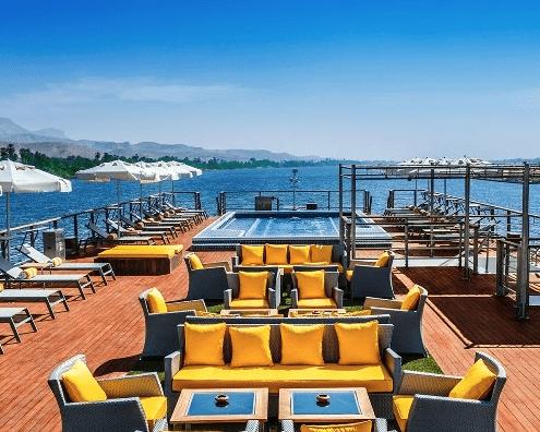 MS Oberoi Philae Nile Cruise Ship