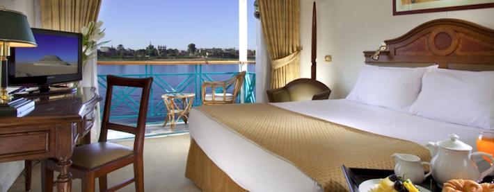 MS Sonesta Moon Goddess Nile River Cruise