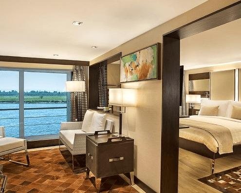 The Oberoi Philae Luxury Nile Cruiser