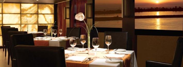 The Oberoi Zahra Luxury Nile Cruise
