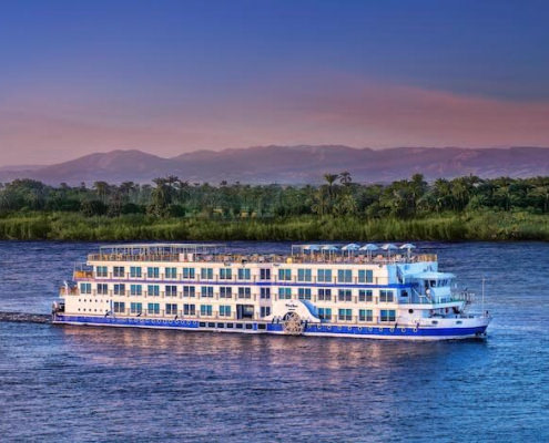 7 Day Oberoi Philae Nile River Cruise from Aswan to Luxor