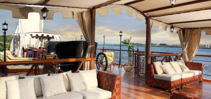 Amirat Dahabiya Nile River Cruise