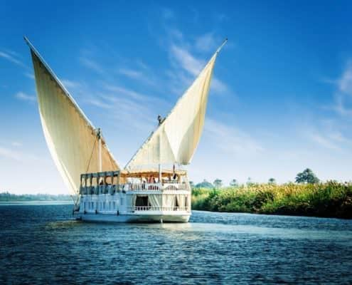 MS Amoura Dahabiya Nile River Cruise