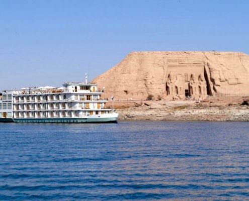 MS Kasr Ibrim Lake Nasser Cruise 2