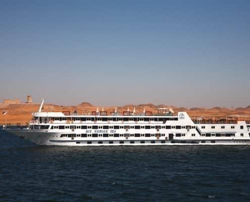 MS Nubian Sea Lake Nasser