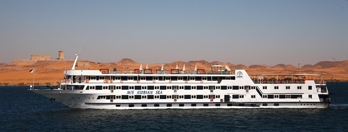 MS Nubian Sea Lake Nasser