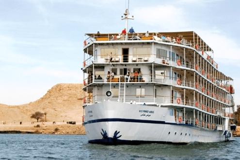 Prince Abbas Lake Nasser Cruise 2
