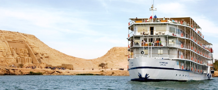 Prince Abbas Lake Nasser Cruise