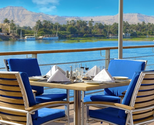Nile Cruises from Luxor to Aswan