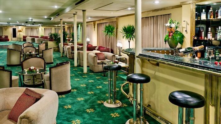 MS Prince Abbas - Lounge Bar