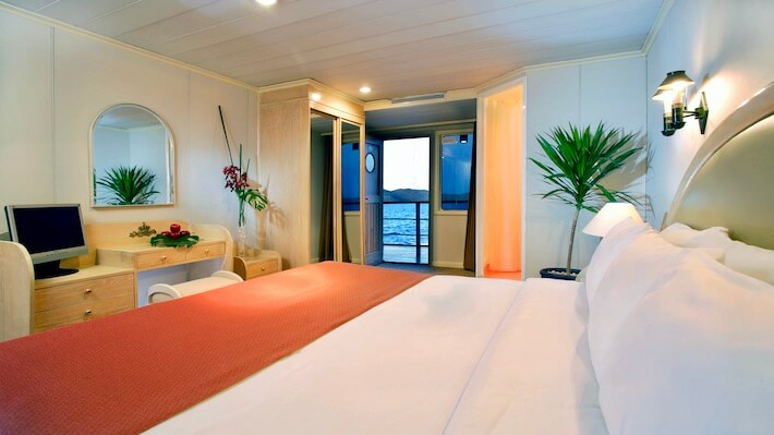 MS Prince Abbas - Room