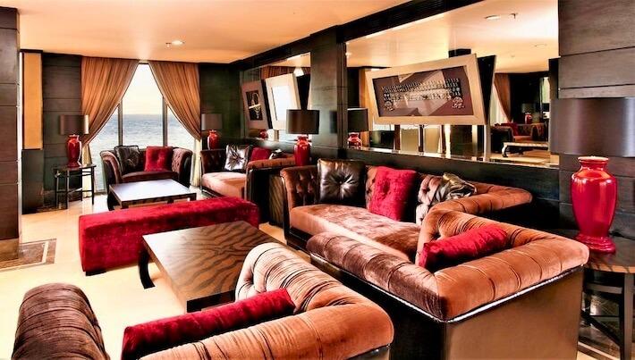MS Steigenberger Omar El Khayam Nile Cruise - Lounge