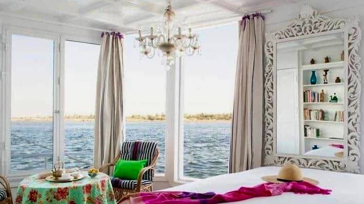 Nour El Nil Cruise - Room