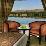 Sonesta Amirat Dahabiya Nile Cruise Room 3