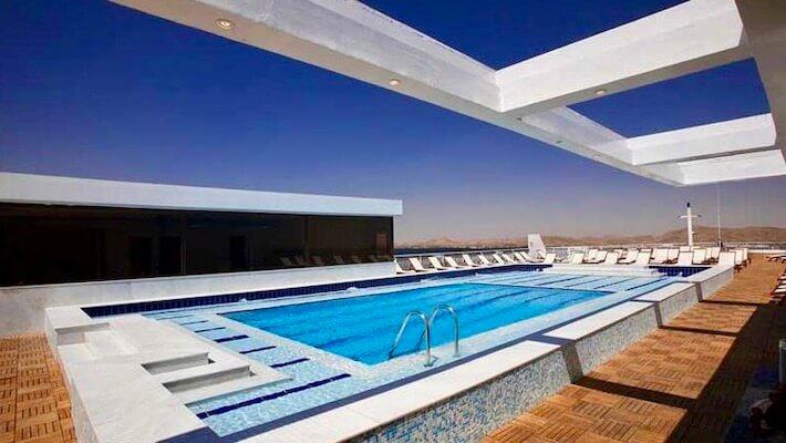 Steigenberger Omar El Khayam - Pool