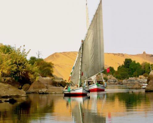 Felucca Nile Cruises