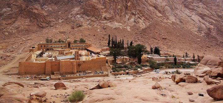 Monastery of St. Catherine Sinai