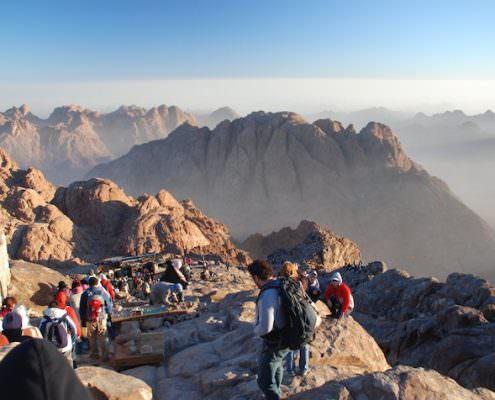 Mount Sinai Egypt Tours - Photo by Alljengi