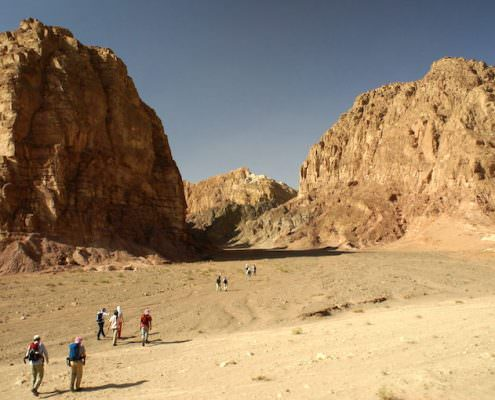 Sinai Desert Tours - Photo by Florian Prischl
