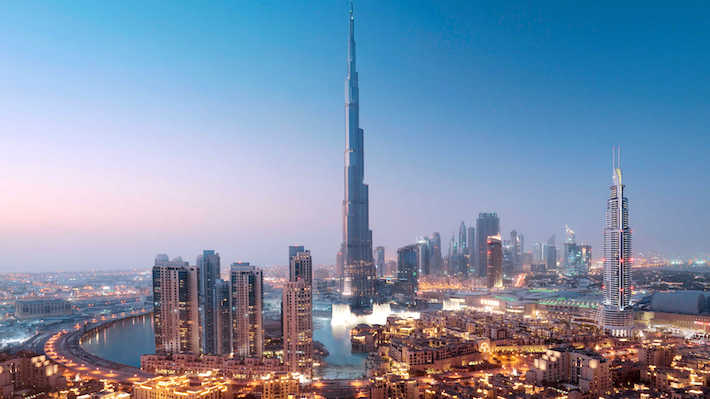 Luxury Dubai Tour Packages From India