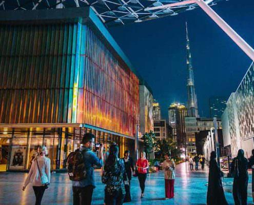 Egypt Dubai Tour