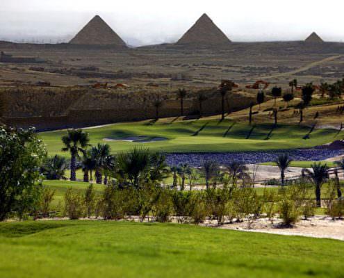 Egypt Golf Holidays