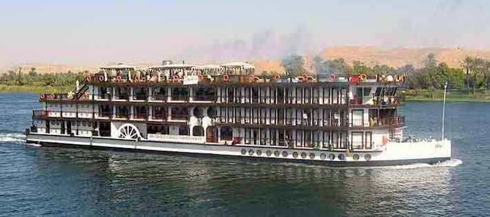 Day SS MISR Nile Cruise Holiday Package Cairo To Aswan - Can you take a steamer on a cruise ship