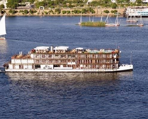 SS Misr Nile Steamer Cruise