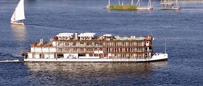 SS Misr Nile Steamer