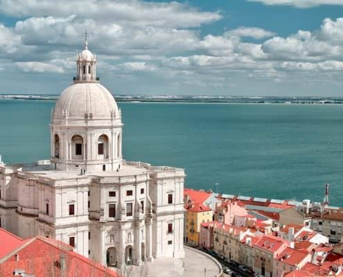 spain morocco portugal tour