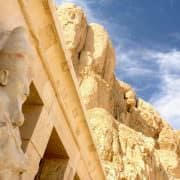 4 Day Egypt Tours - Statue in Temple of Hatschepsut
