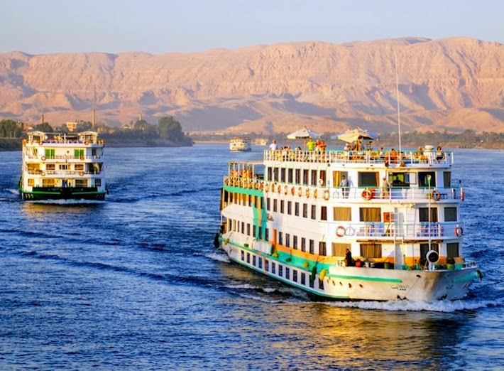 4 Day Nile Cruises