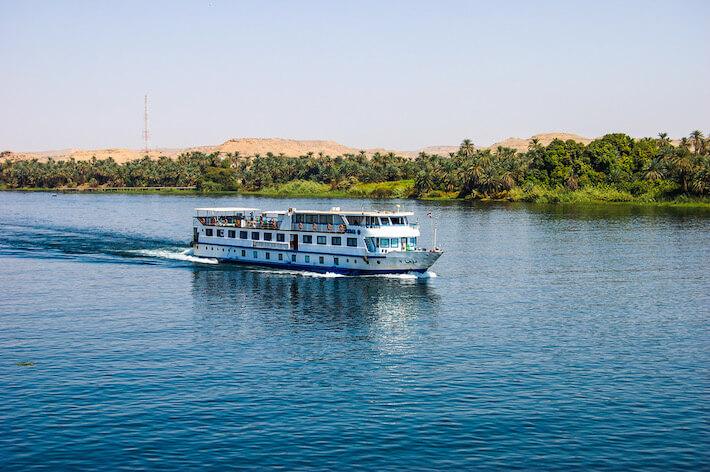 5 Day Nile Cruises