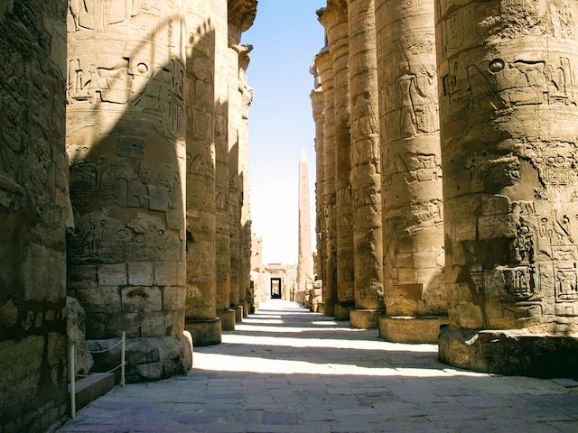 7 Day Egypt Tours - Karnak Egypt