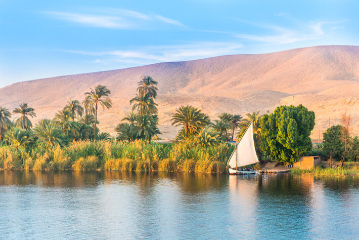 7 Day Egypt Tour Package - Nile River Valley
