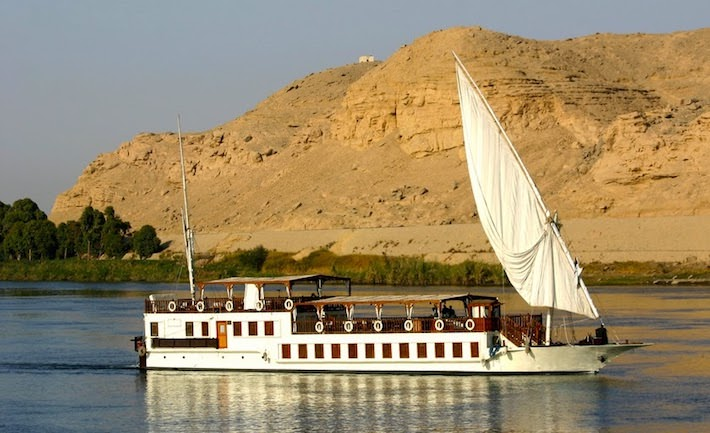 8 Day Nile Cruises