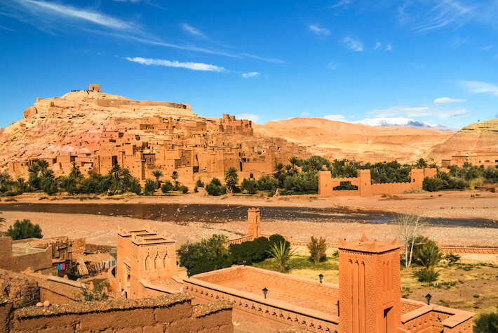 Morocco Group Tour - Ait Benhaddou